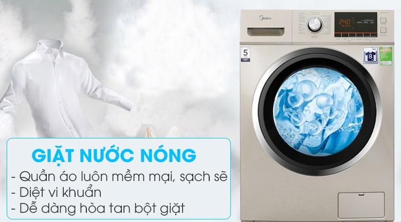 Trung tâm bảo hành máy giặt Midea