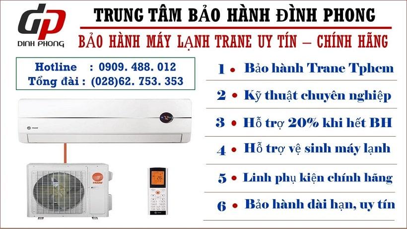 Trung tâm bảo hành máy lạnh tại Tphcm