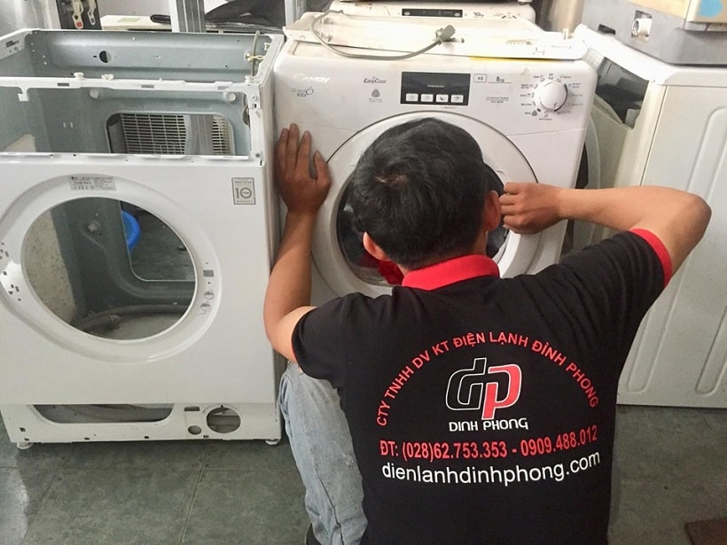 Sửa máy giặt quận 1 uy tín