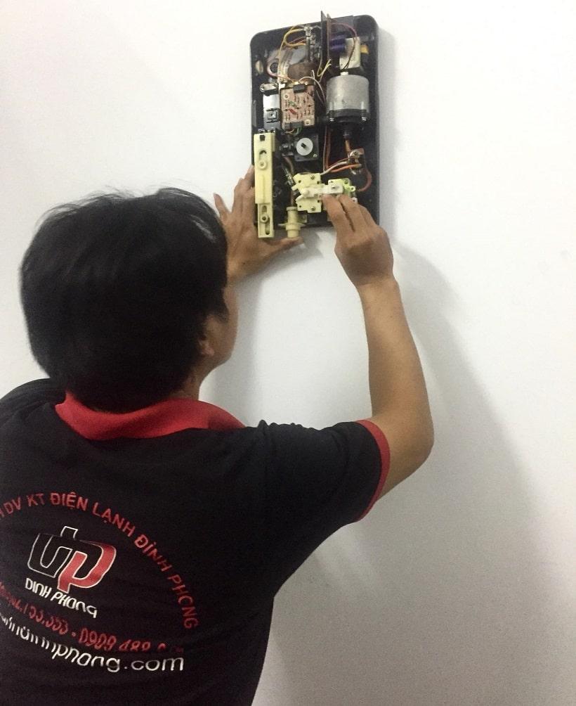 Sửa máy nước nóng Phú Nhuận
